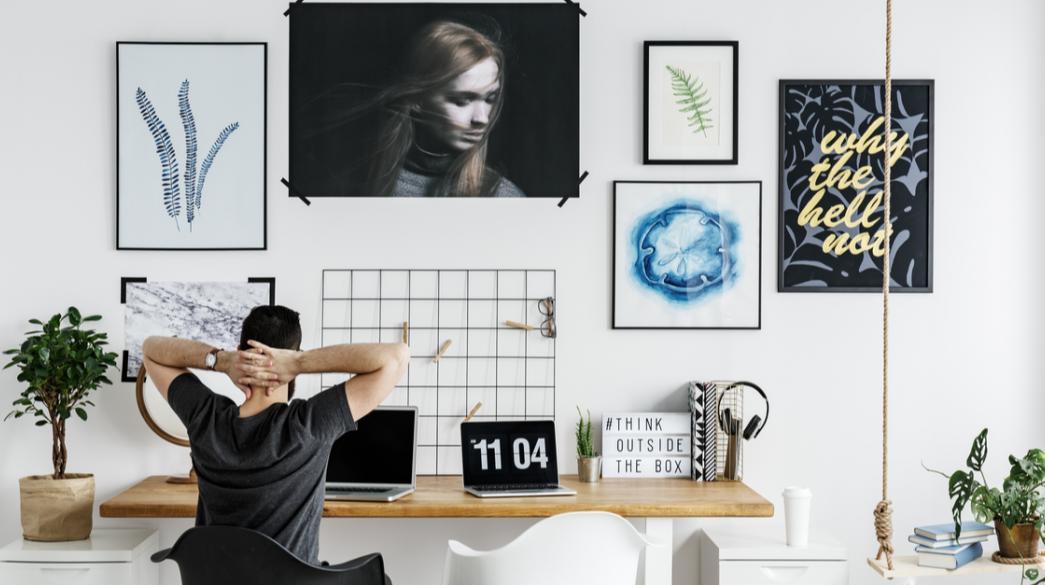 Προστασία Εταιρικών & Προσωπικών Πληροφοριών δουλεύοντας από το Σπίτι