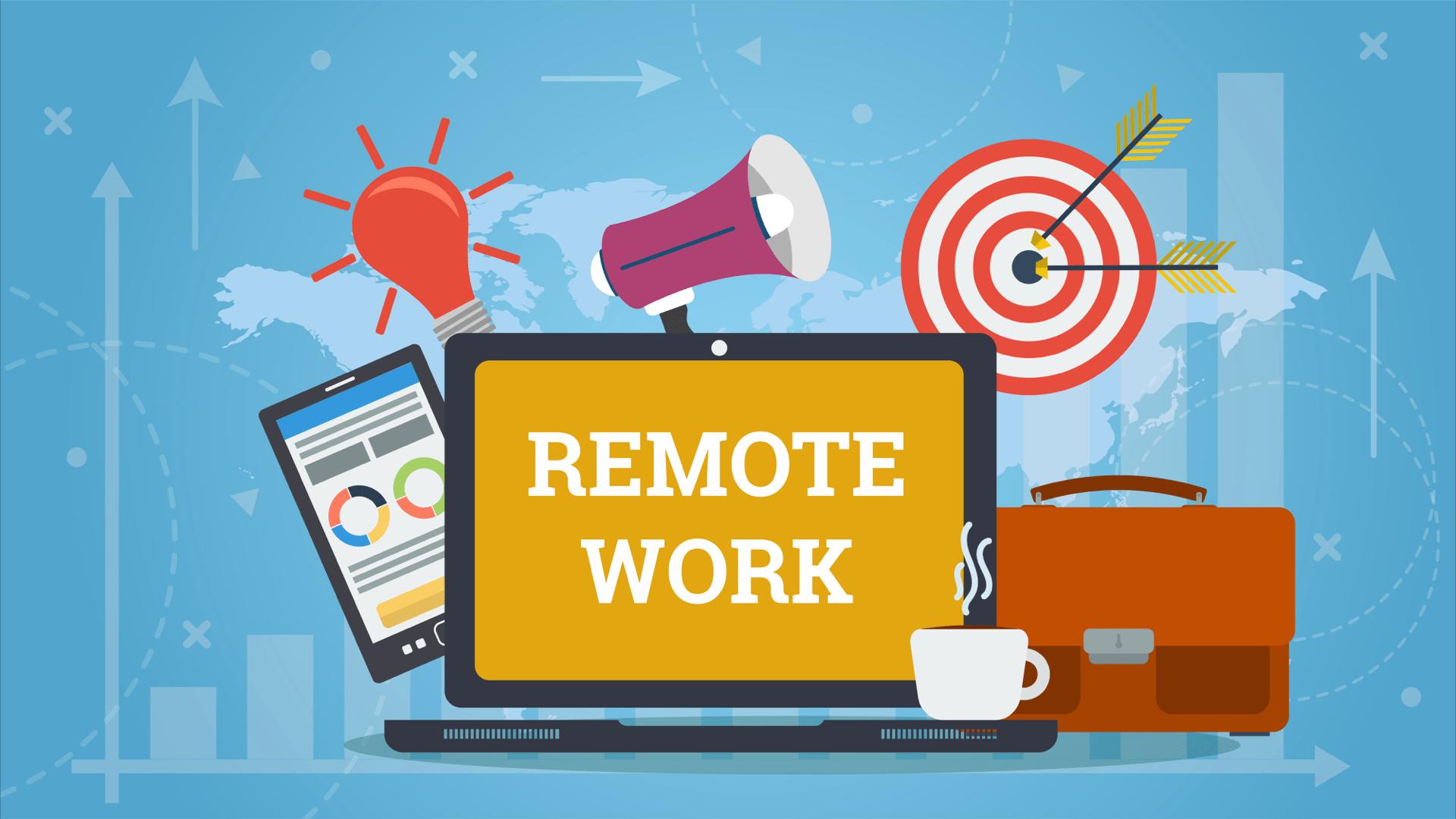 Remote work